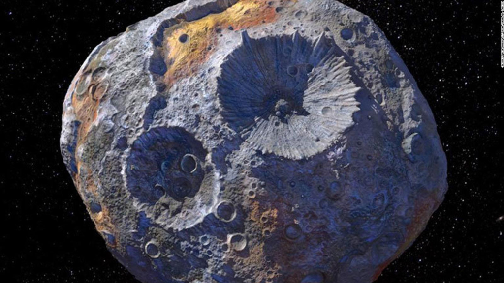 5 asteroids will be close to Earth in February