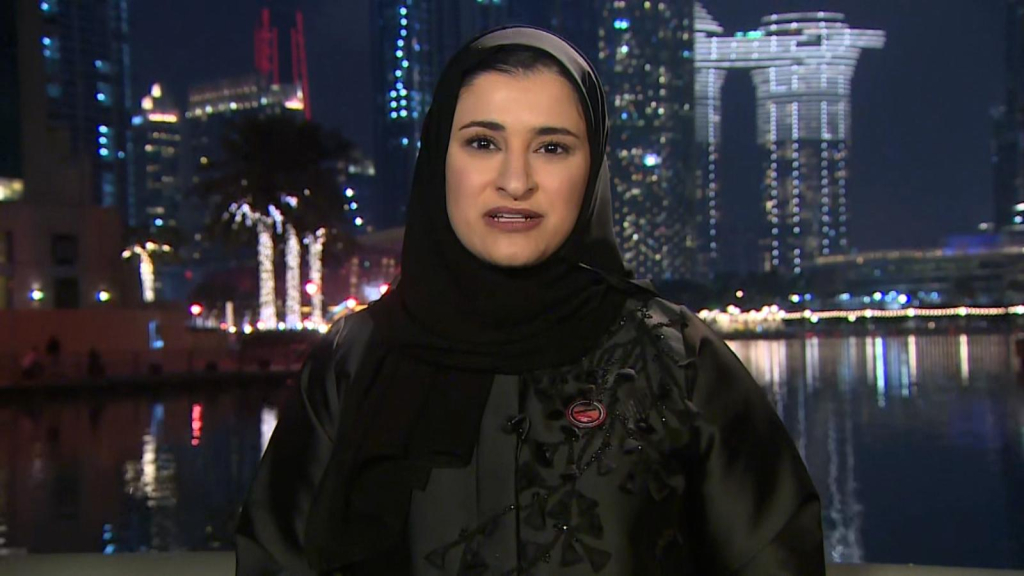 She is the woman who brought the United Arab Emirates to Mars