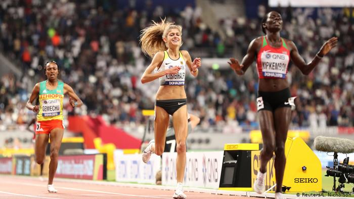Doha World Athletics Championships 2019