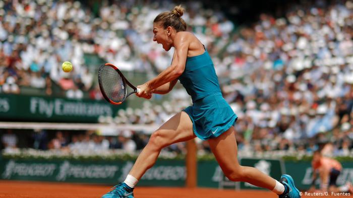 Roland Garros, Simona Halep.