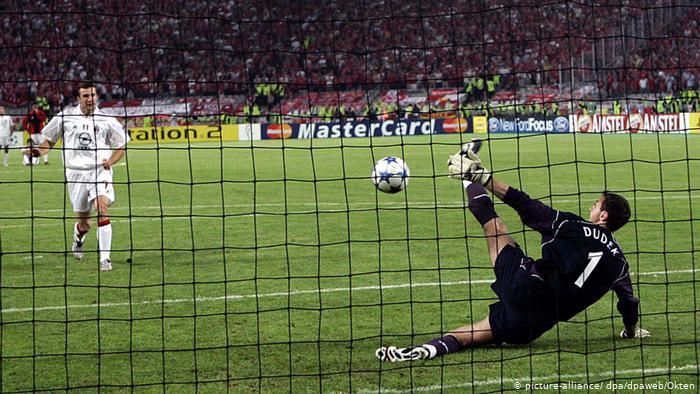 2005 UEFA Champions League Final.