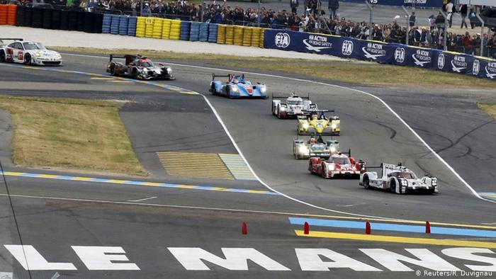 France 24 Hours of Le Mans.