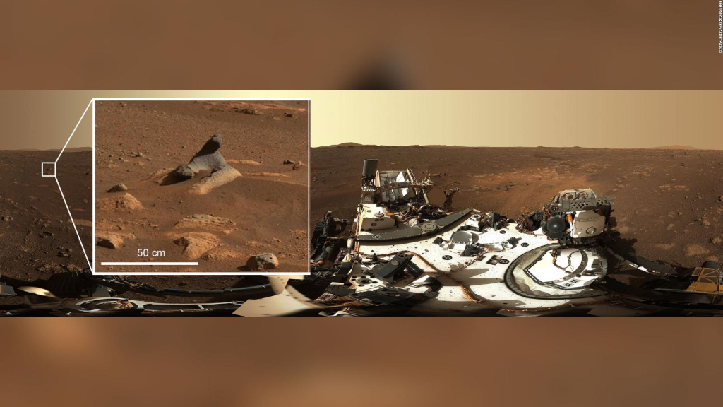 Planet Mars in high resolution: NASA reveals a terrible picture