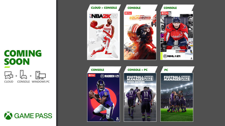 New upcoming Xbox Game Pass Ultimate games have been revealed