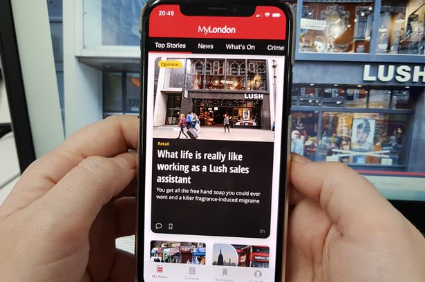 Download the MyLondon app to get the latest great news and updates