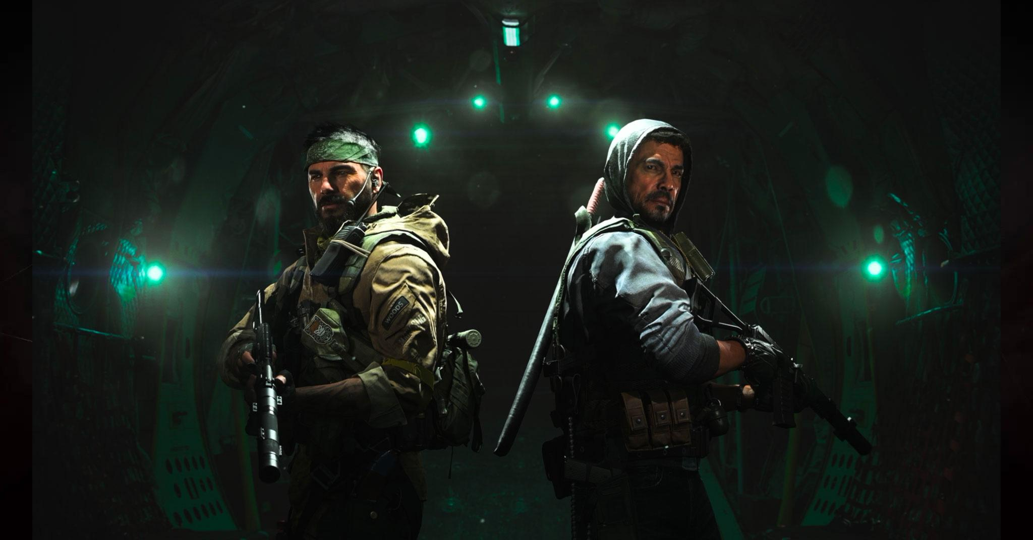 Black Ops Tempurada 1