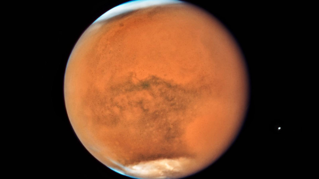We tell you why liquid water disappeared on Mars