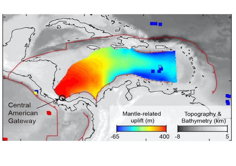 River Rocks Geology of the Caribbean Sea