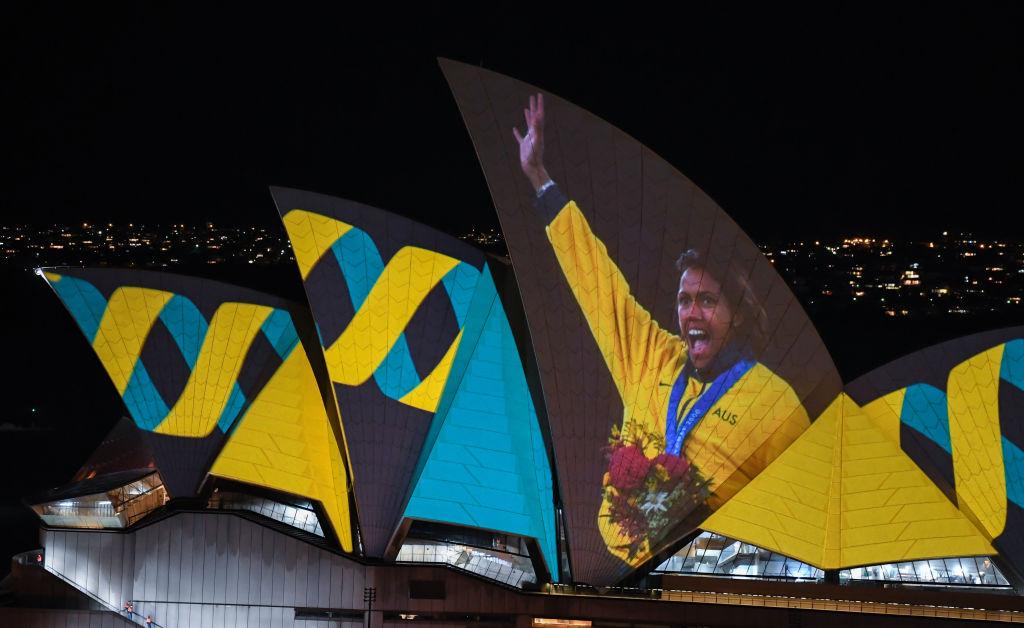 Australian athlete