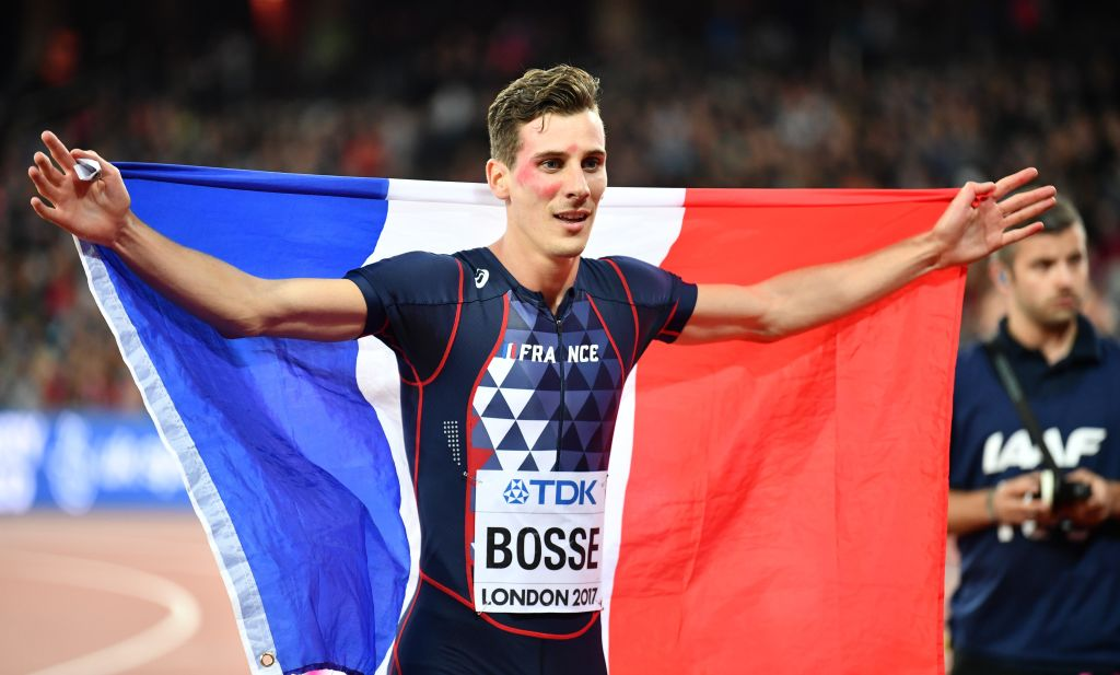 French athlete with knowledge