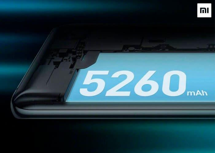 Xiaomi Mi Note 10 battery