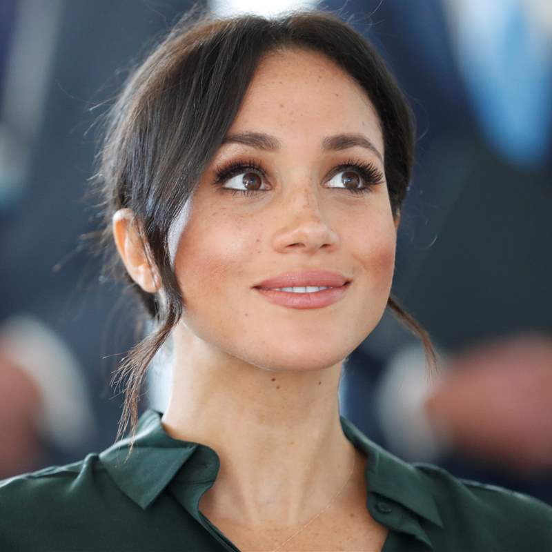 Meghan Markle returns to honor Diana from Wells after announcing her second pregnancy