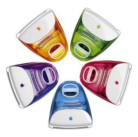 IMac g3 color
