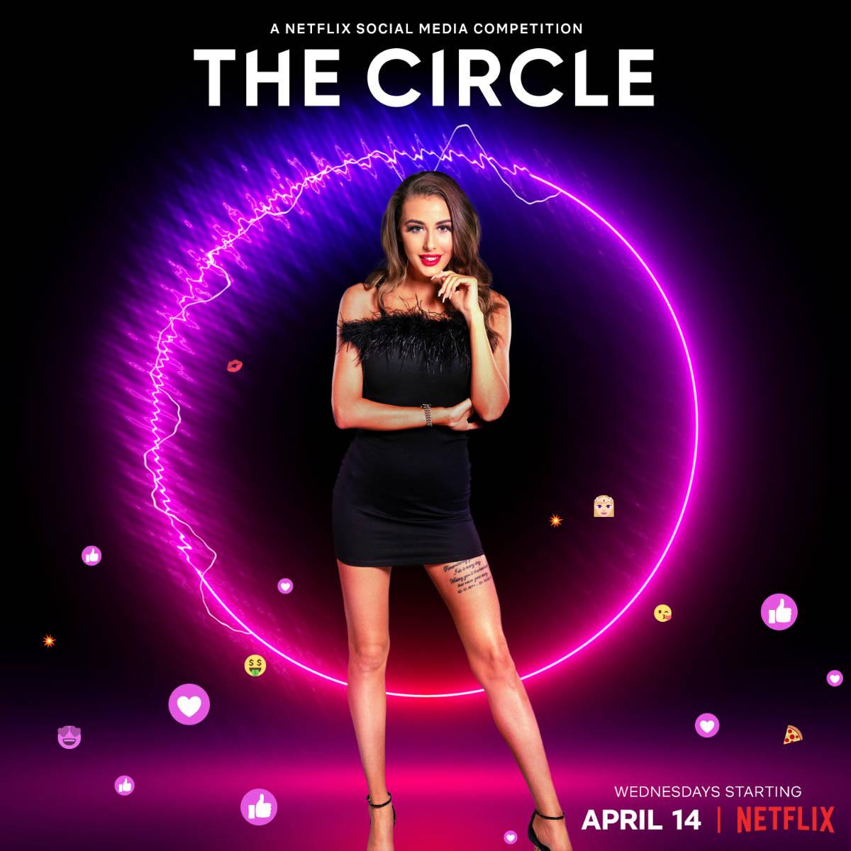 Netflix revela The Circle Season Two y Selena: Part Two de la serie