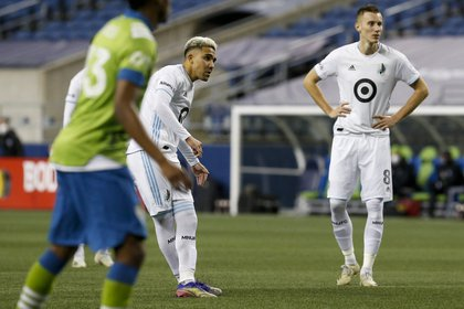 Bebelo has become a major player in Minnesota and will now be able to help Wanchope as he was in the good old days (Image: USA TODAY)