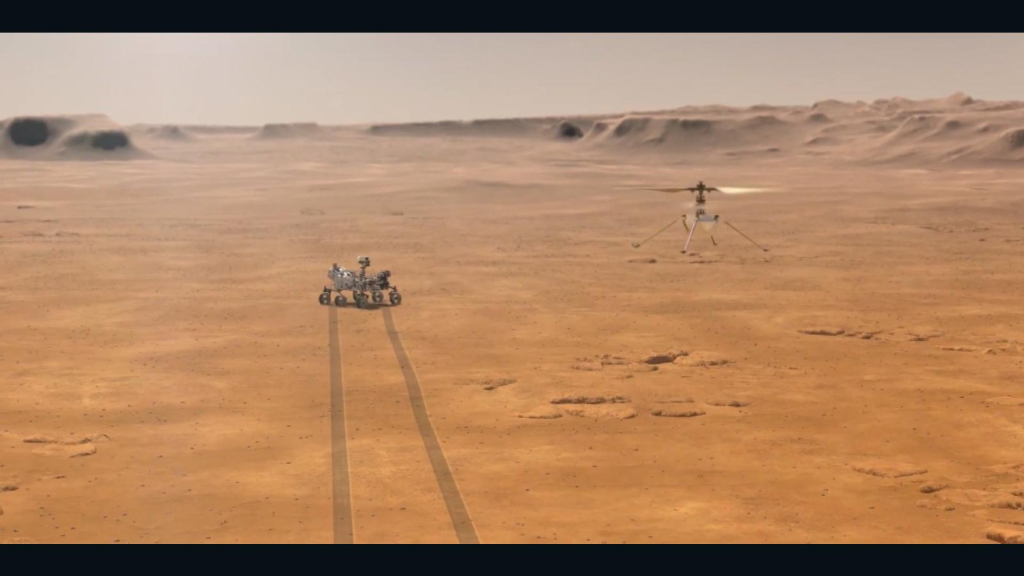 Sia and NASA released a video to honor creativity on Mars