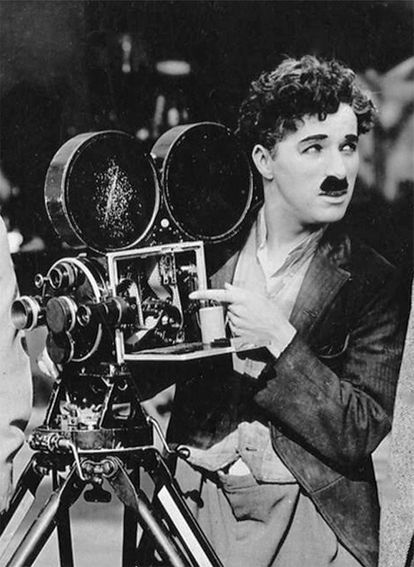 Chaplin, directed in the late 1920s