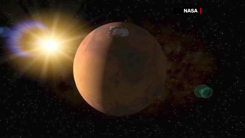 Mexico wants to reach Mars