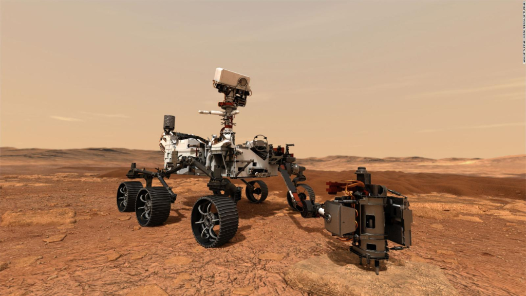 Perseverance creates breathable oxygen on Mars