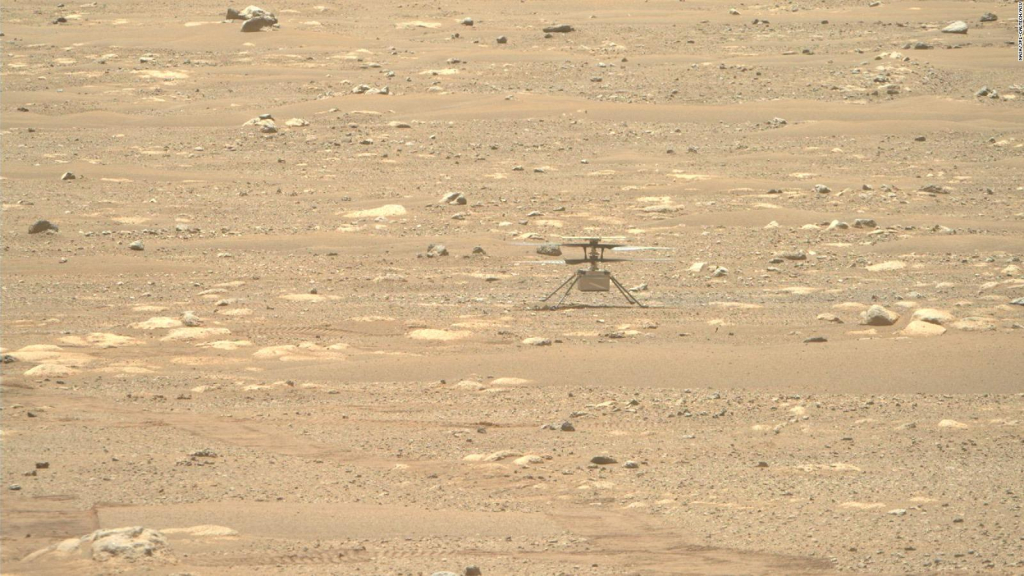 Third successful creative journey to Mars