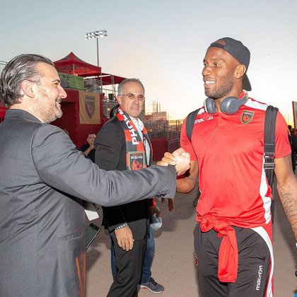Will Drogba take another step in his successful career?