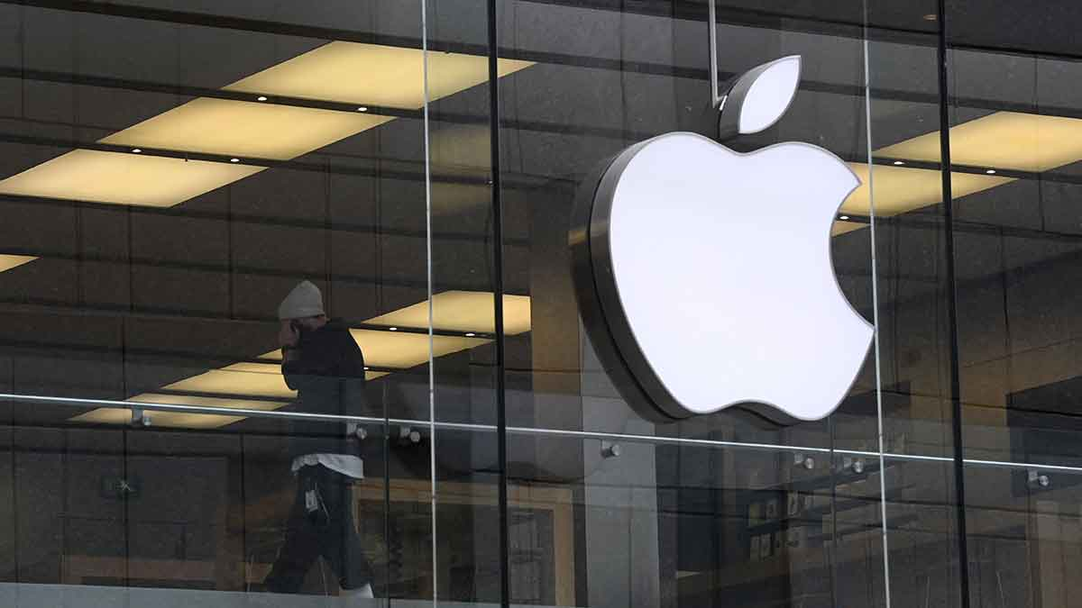 Apple turns 45: This was the origin of the nibbled apple logo
