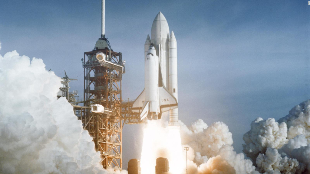 NASA's Space Shuttle: 40 Years of History