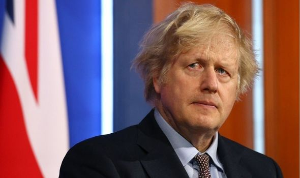 Boris Johnson, Scottish Independence