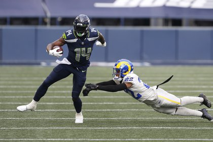 DK Metcalf is a player for NFL Seattle Seahawks (Photo: USA TODAY Sports)
