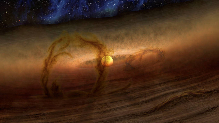 Swedish study: Can the disappearance of stars shed light on extraterrestrial life?
