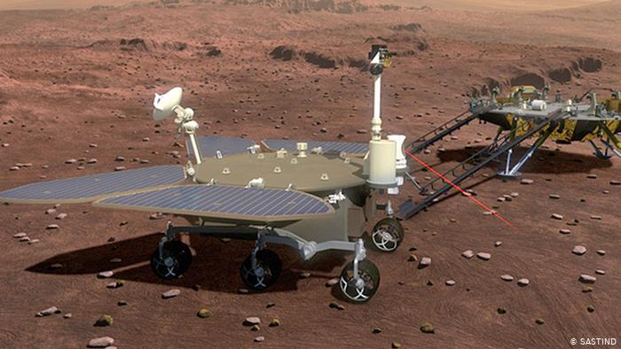 Mars Chino probe