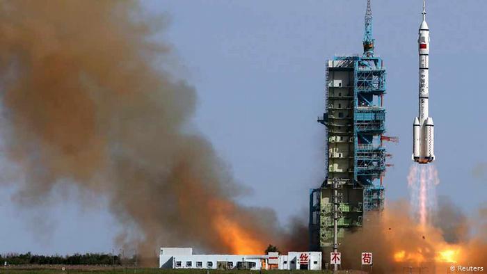 Aerospace China Shenzhou 10