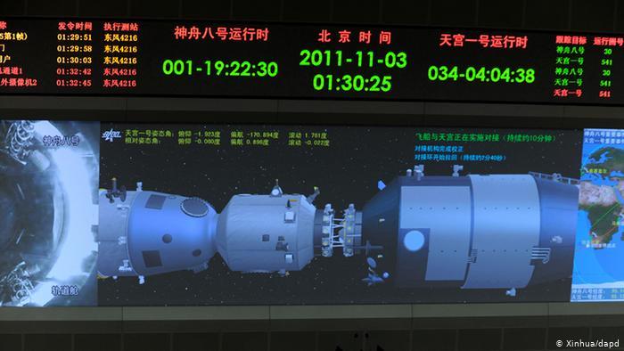 Shenzhou mission 8