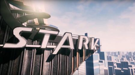 Stark Tower, the headquarters of Stark Industries, in