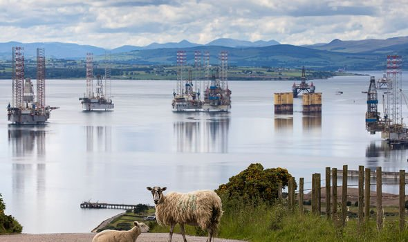Scottish Oil - Analysis finds that Scotland's oil and gas assets represent the highest tax