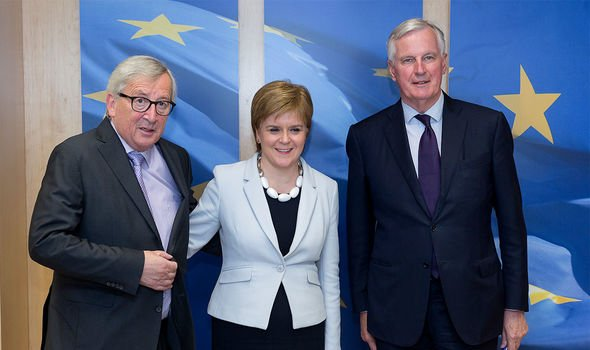 EU news: If an independent Scotland joins the EU, it will have to adopt the euro