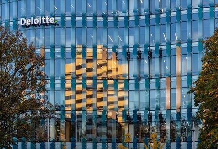 Facade of Deloitte Christchurch, New Zealand
