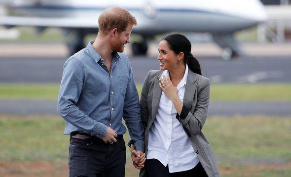Meghan Markle Prince Harry Olive Branch Royal Family News Lilibet Diana Christening Post