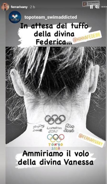 The Three Olympic Games of Vanessa Ferrari