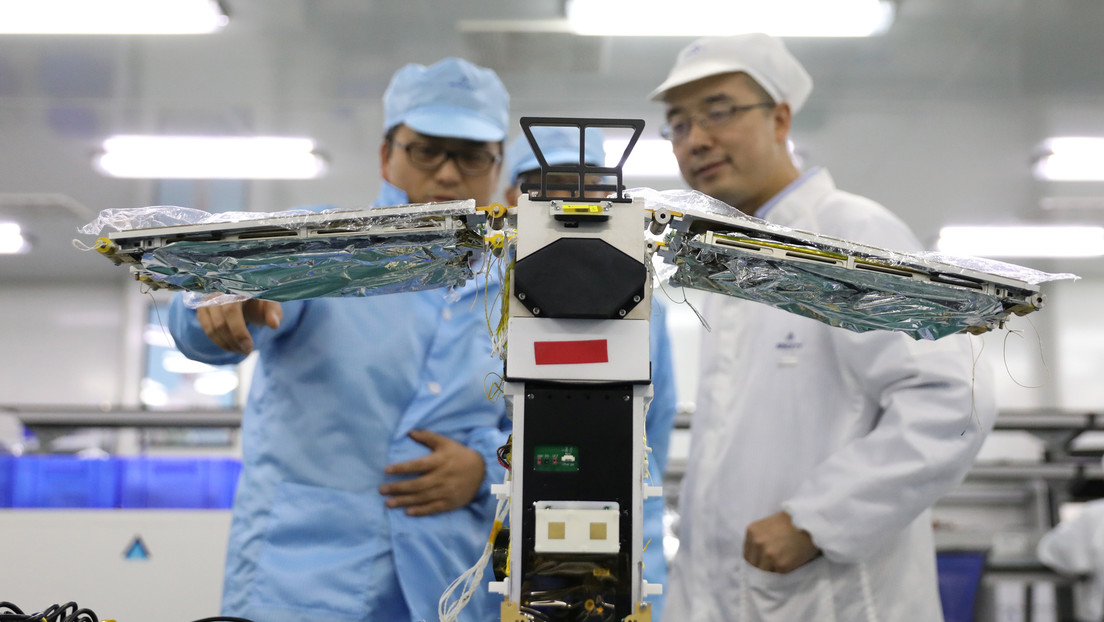 Chinese researchers develop technology to keep small satellites off radar