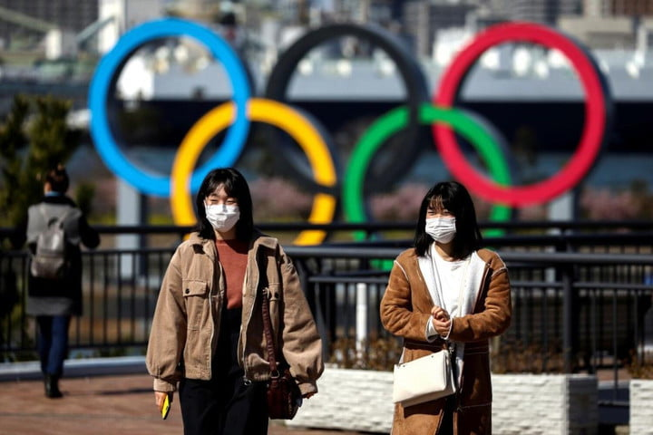 Tokyo 2020 COVID-19 pandemic