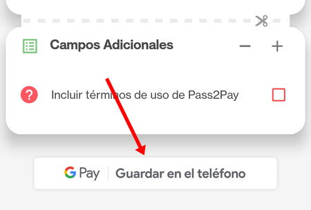 Covid Google Pay Certificate