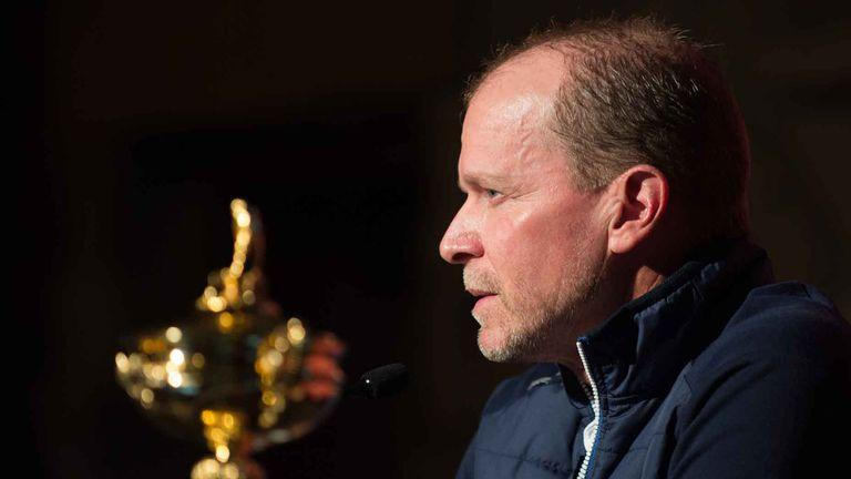 Steve Stryker, the captain of the United States who will have & # xe1;  To bring a great deal of balance to assemble the team into the Ryder Cup