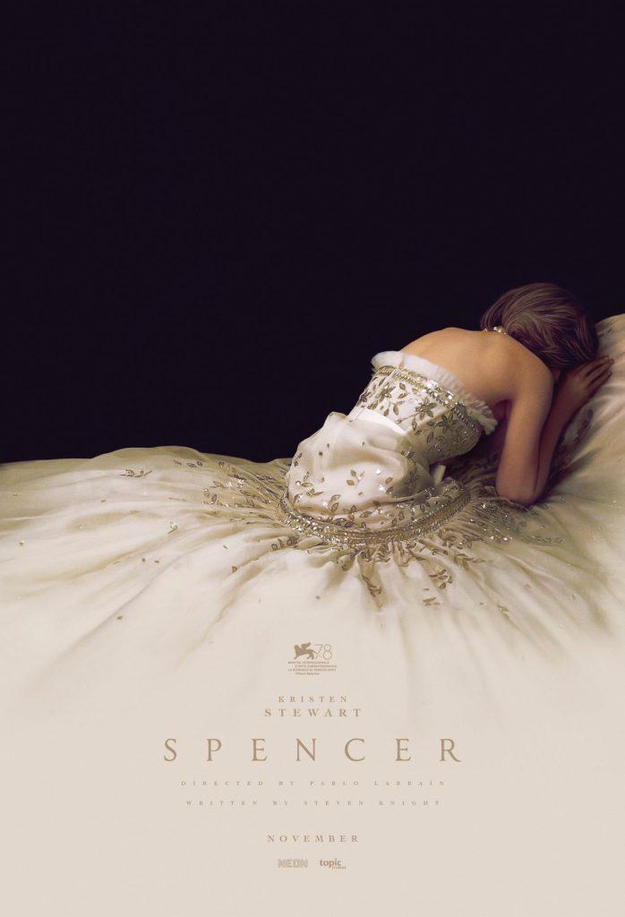 Spencer Princesa Diana Kristen Stewart Trailer