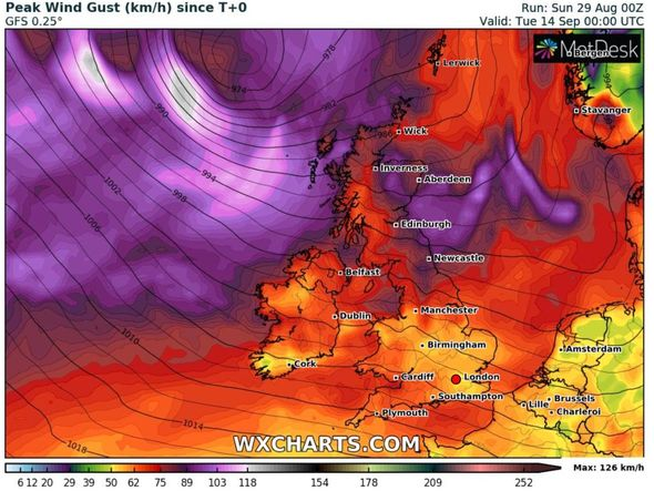 UK Warm Weather Forecast: The UK could enjoy a high of 25°C in the coming days