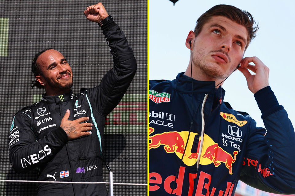 Hamilton and Verstappen are willing to push many restrictions to reach the top