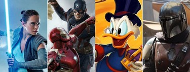 Disney+, Analysis: Quality (and fame) more than quantity in a streaming platform that goes to the family audience