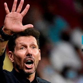 Simeone, the best-selling coach of the century
