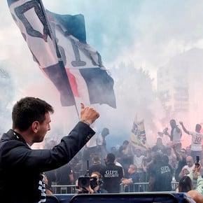 Ligue 1 strategy to take advantage of the Messi phenomenon