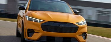 Ford creates a perfume inspired by the Mustang Mach-E GT with the smell of gasoline?